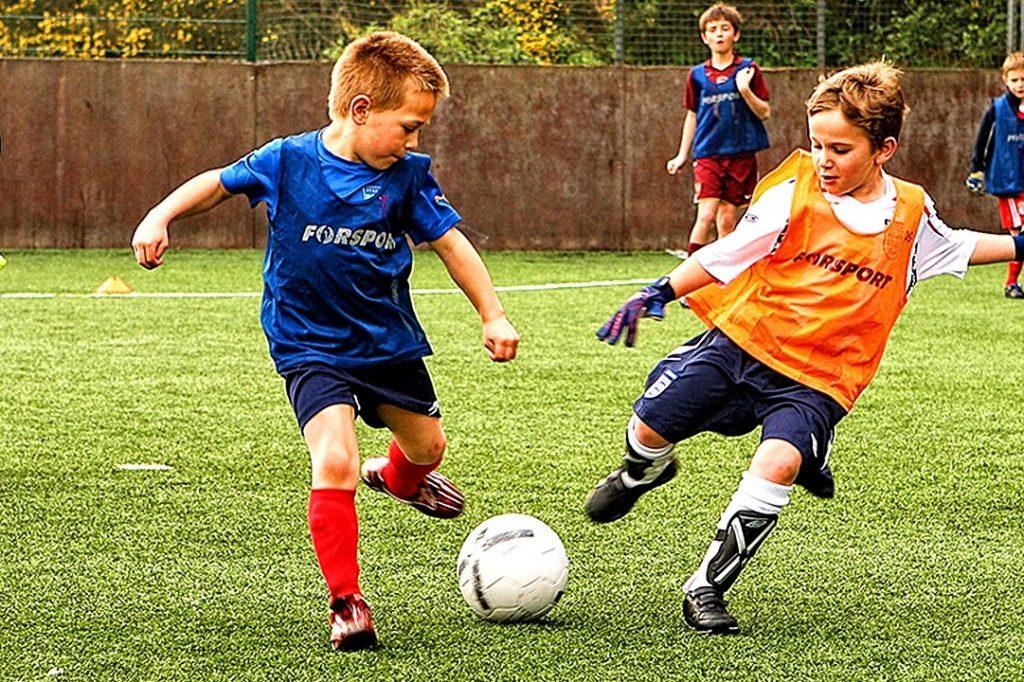 Test Not All Kids Like Kicking Balls