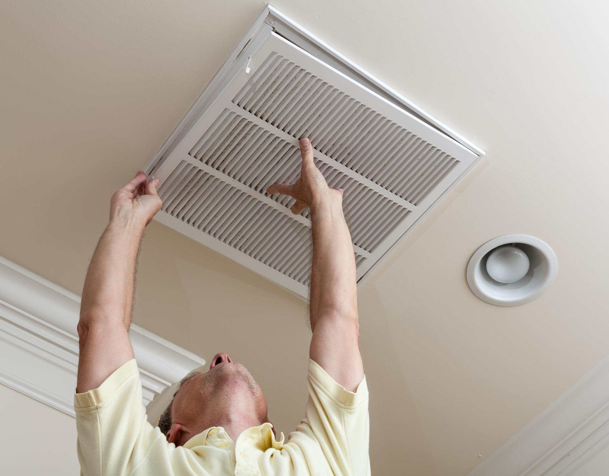 Close the Vents in Rooms That Are Not Used
