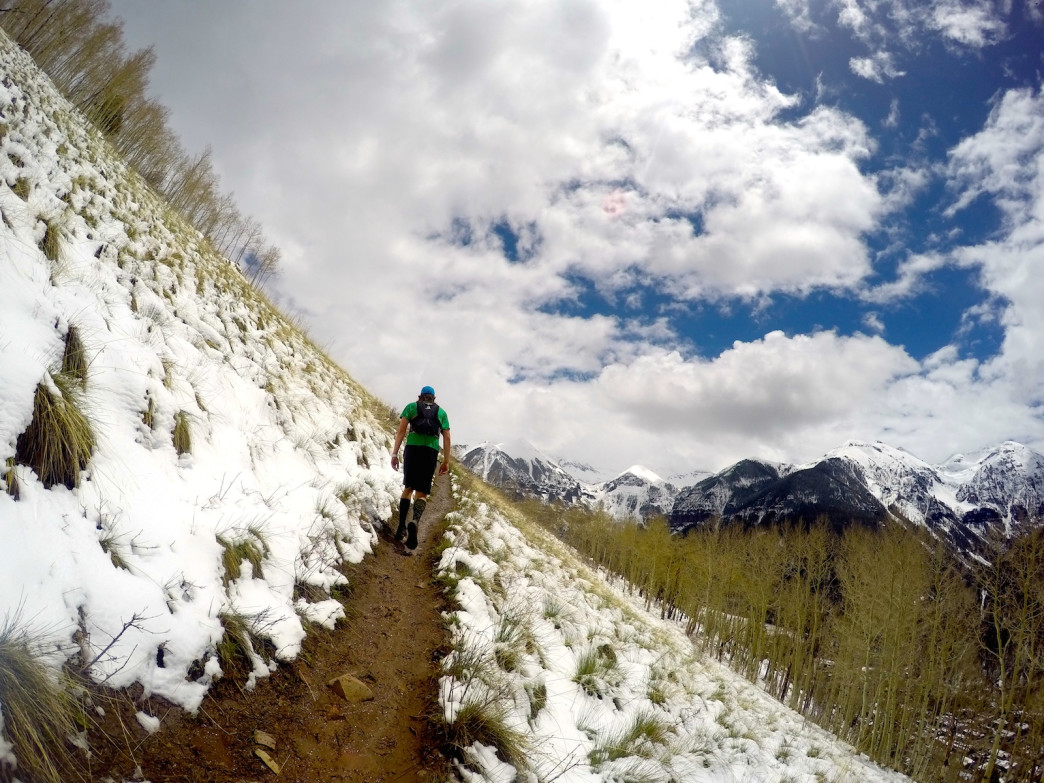 Breathe in the Clear Colorado Air at Jud Wiebe Trail