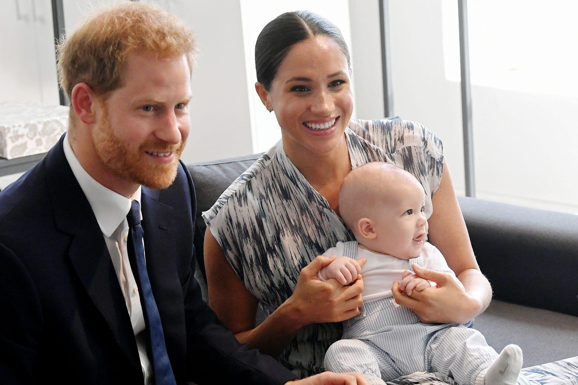 Prince Harry on Fatherhood