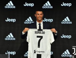 Ronaldo Makes History by Scoring 20 Goals for 12th Consecutive Season