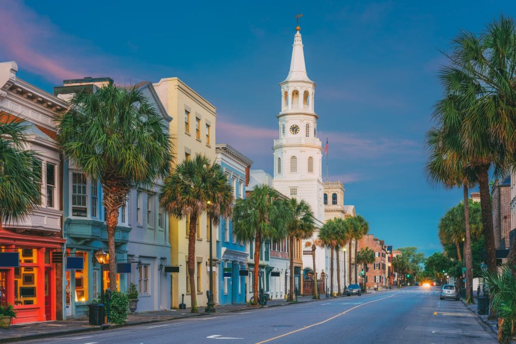 5 Areas to Visit in South Carolina for an Ultimate Experience