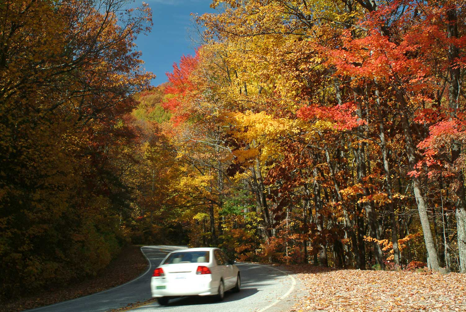 Cherokee Foothills National Scenic Byway