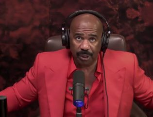 Steve Harvey Shared His Thoughts About Michael B. Jordan