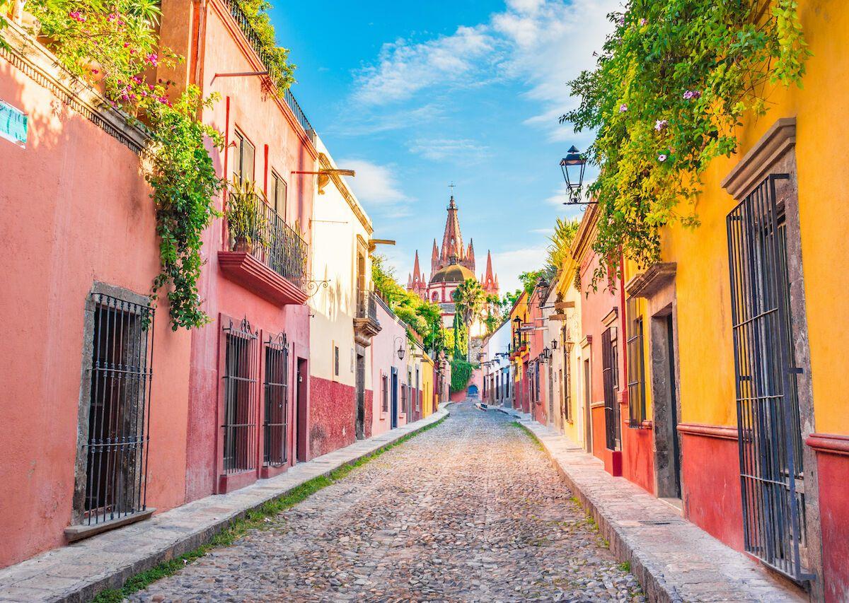 Mexico - Quick Change of Scenery