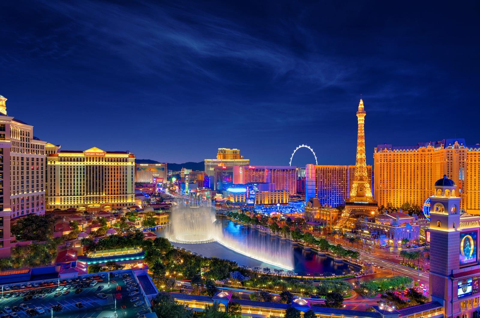 Las Vegas - Sin City Is Back