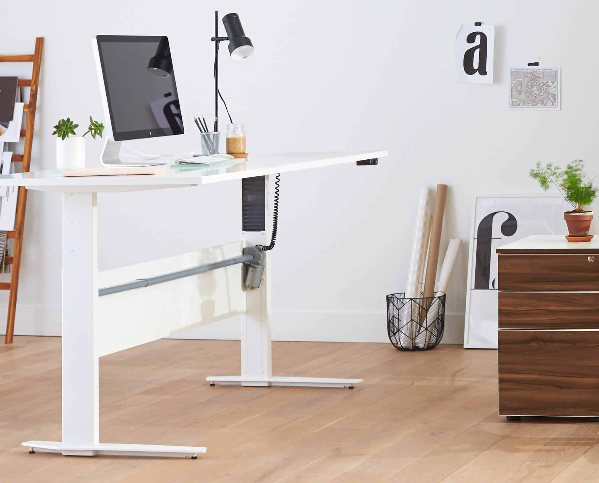 An Adjustable Desk