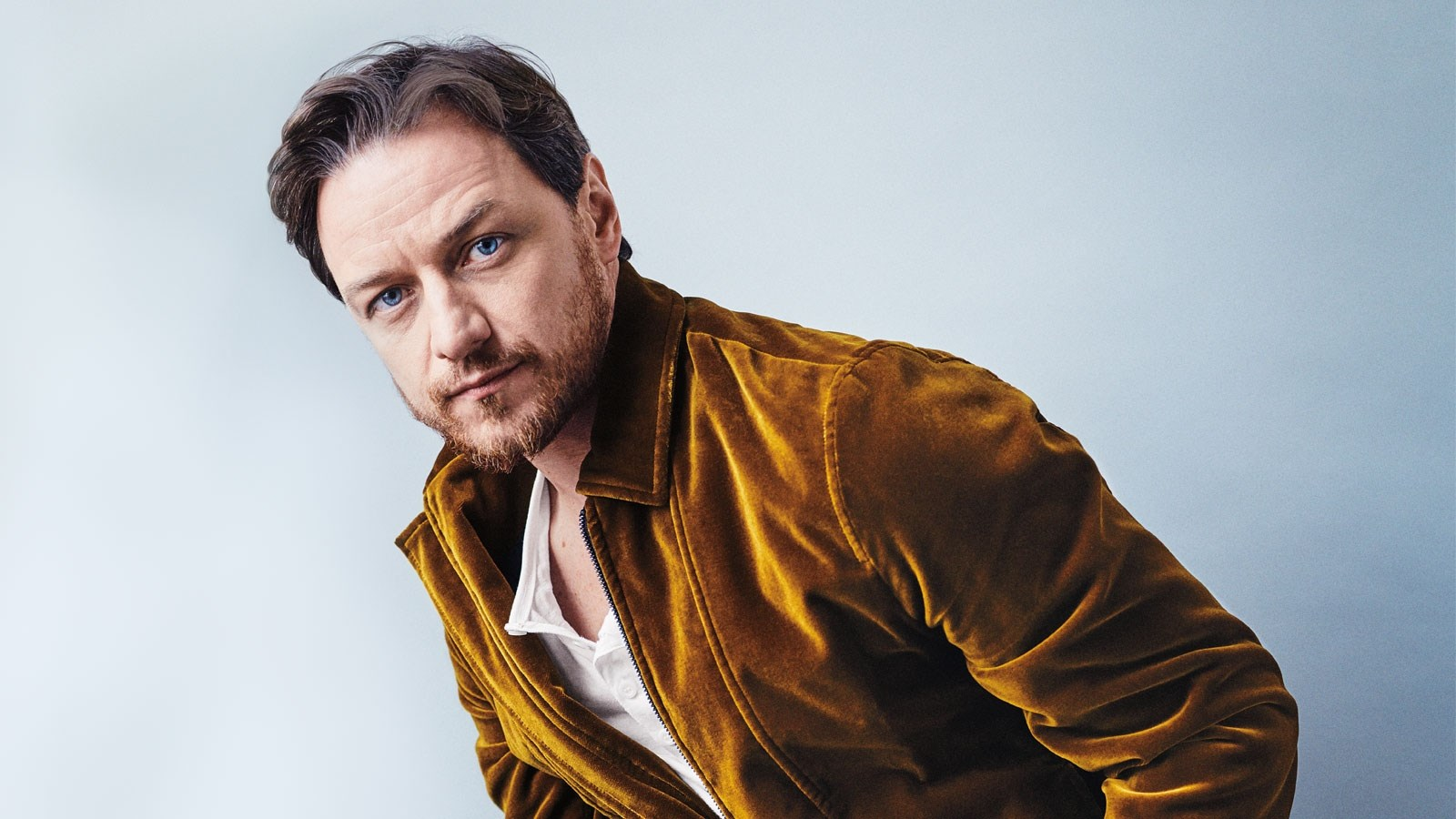 How to Get James McAvoy's Magnificent Textured Hairstyle and Beard