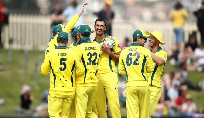 Justin Langer's Australian Cricket Team